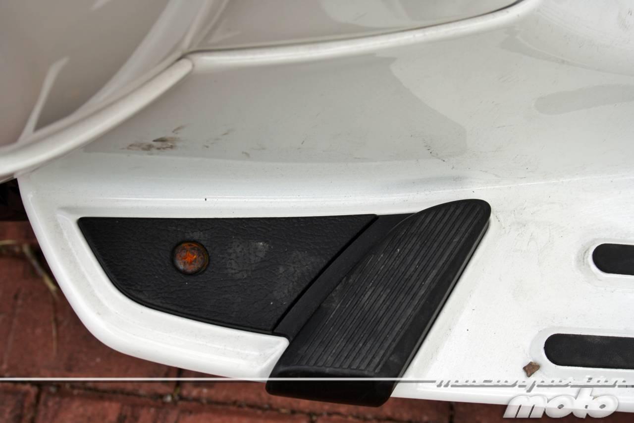 Foto de Vespa S 125 ie, prueba (vídeo, valoración y ficha técnica) (32/43)