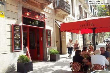 Restaurante La Cuina d´en Garriga, disfrutar del encanto francés en la Ciudad Condal