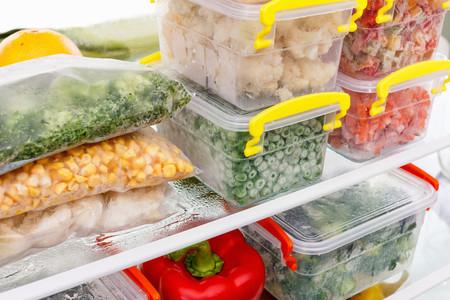 Qué frutas y verduras se pueden congelar y cómo hacerlo de forma correcta