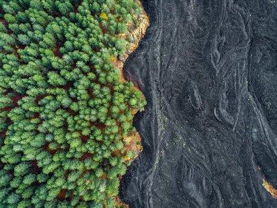 Esta son algunas de las mejores fotos hechas con drones en 2017, seleccionadas por National Geographic