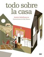 Un libro para pedir a los Reyes: Todo sobre la casa, de Anatxu Zabalbeascoa