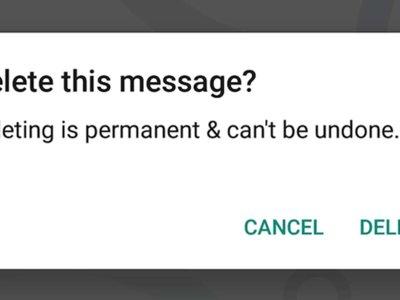Google Allo te dejará borrar mensajes del historial, a diferencia de Hangouts