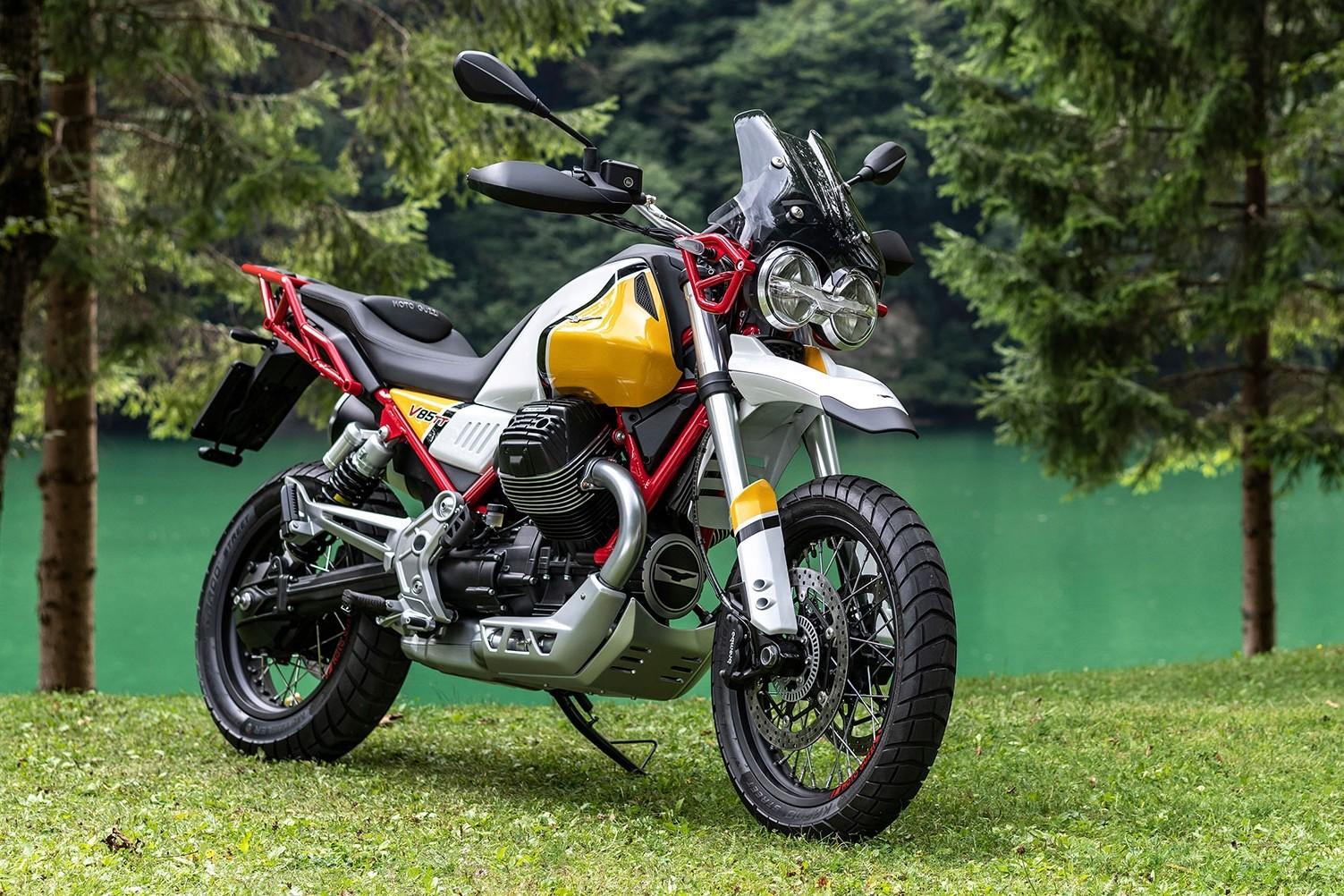 Foto de Moto Guzzi V85 TT 2019 (1/8)