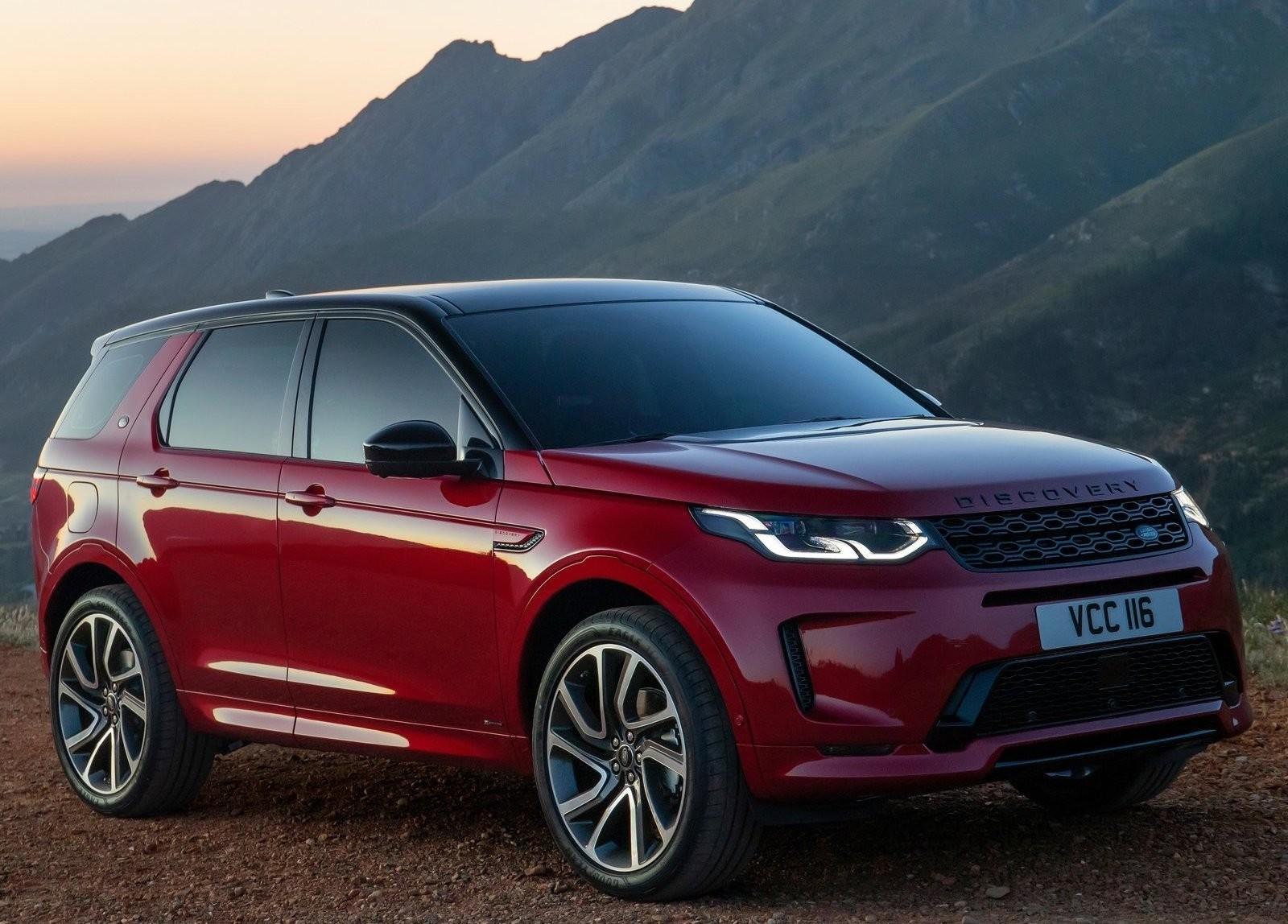 Foto de Land Rover Discovery 2020 (1/24)