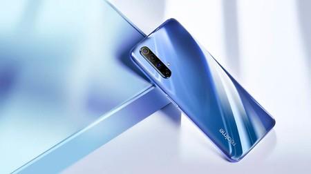 Nuevas imágenes del Realme X50 5G confirman el lector de huellas lateral y la cámara cuádruple trasera