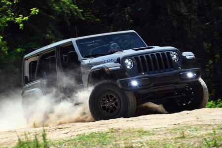 Jeep Wrangler Xtreme Recon Package 2021 2