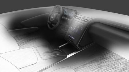 ¡Filtrado! Así será el interior del nuevo Hyundai Tucson: el SUV coreano se pasa al todo digital