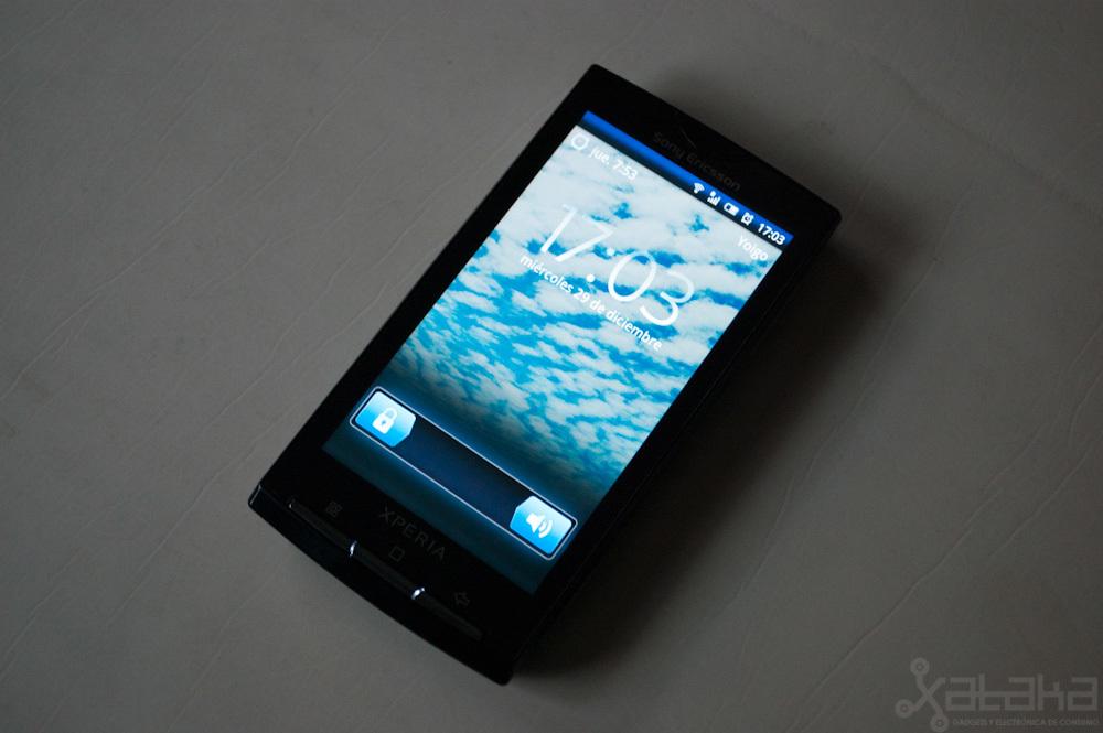 Foto de Sony Ericsson Xperia X10, análisis (1/8)