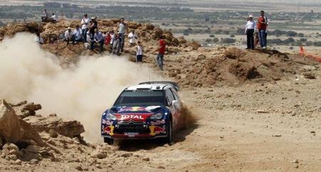 Rally de Jordania 2011: Sébastien Ogier se la juega y mañana abrirá pista