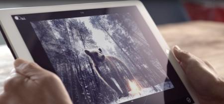 Adobe quiere que editemos imágenes en el iPad con la voz, y nos lo muestra en este vídeo