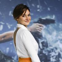 Shailene Woodley de sobresaliente en el estreno de Insurgente en Berlín