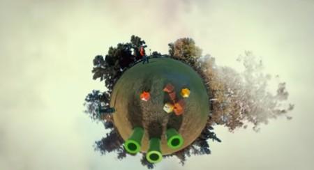 ¿Cómo sería Super Mario Galaxy en plan realista? Los chicos de Corridor Digital te lo muestran