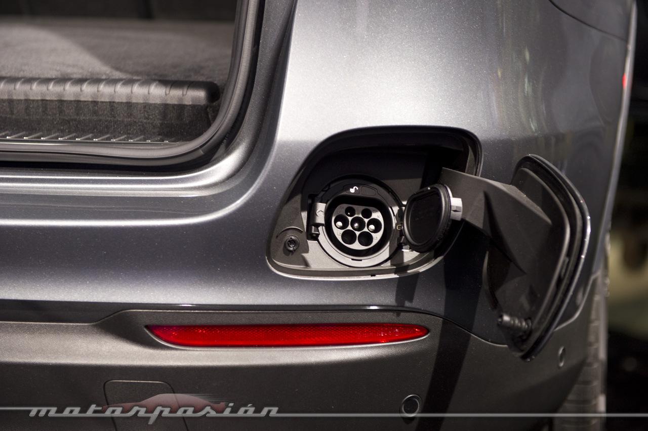 Mercedes Benz >> Mercedes-Benz GLC (presentación) (23/29)