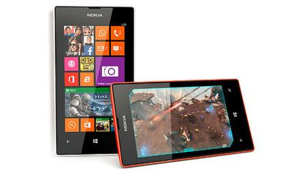 Nokia Lumia 525 Frontal