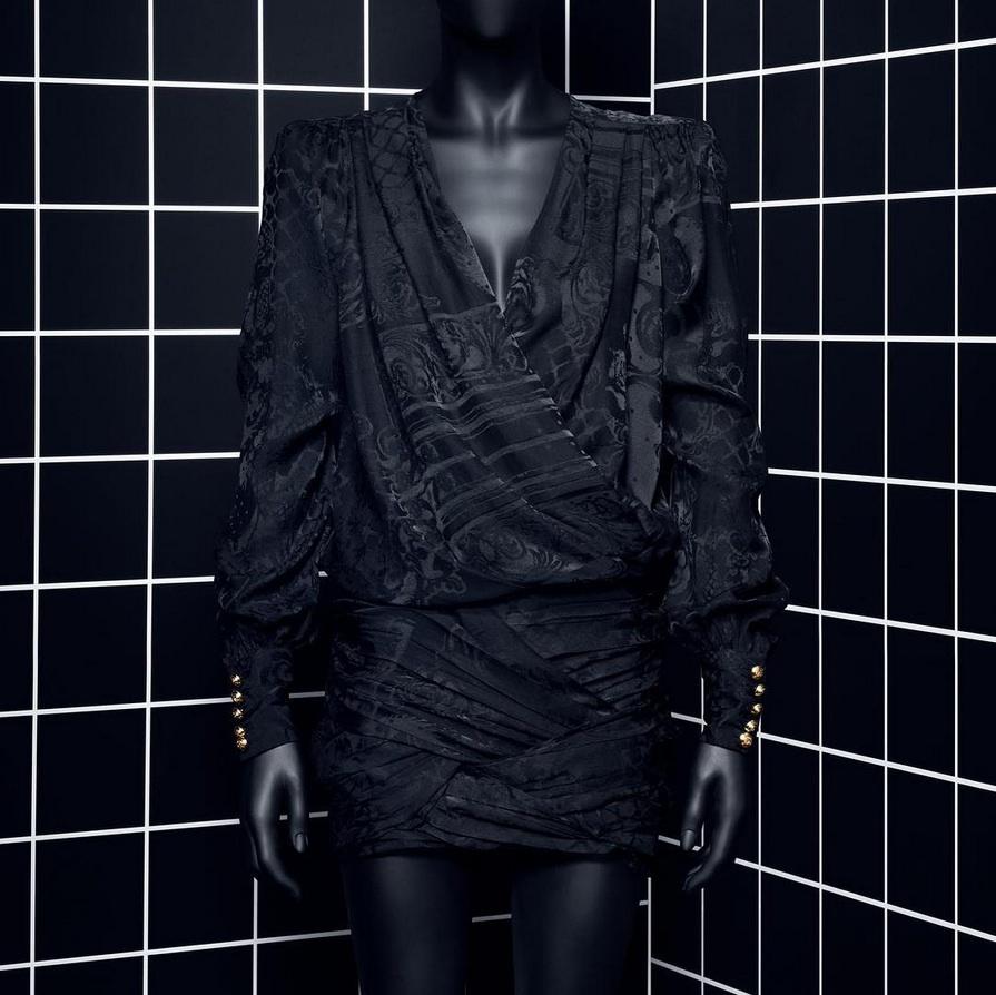 Foto de H&M x Balmain lookbook (40/63)