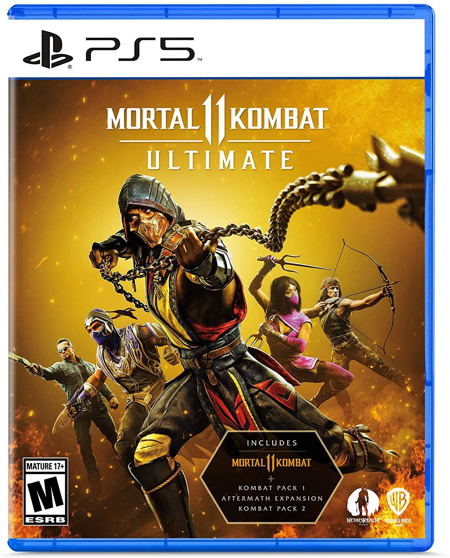 Mortal Kombat 11 Ultimate para PlayStation 5