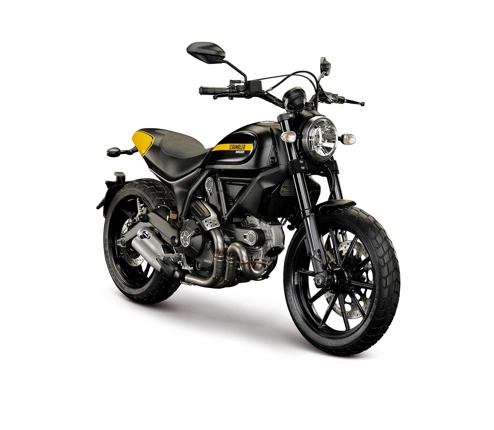 Foto de Ducati Scrambler Full Throttle (10/11)