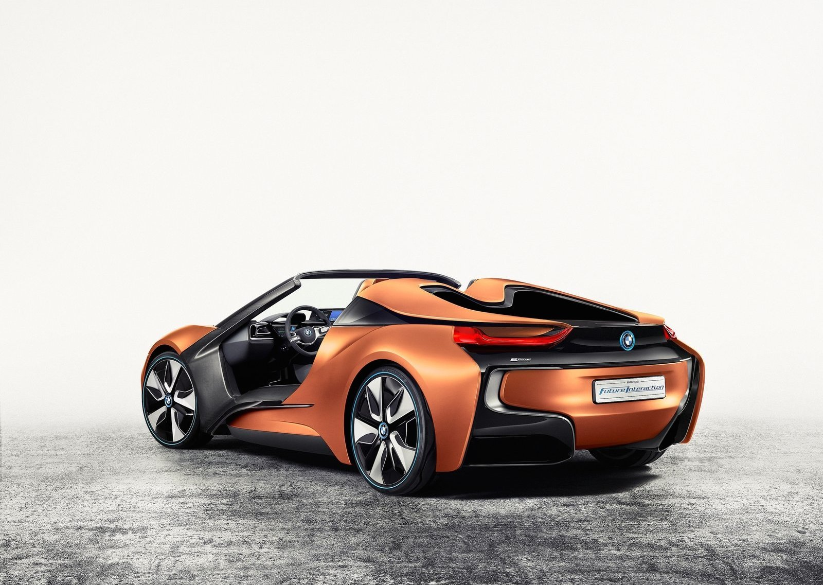 Foto de BMW i Vision Future Interaction Concept (4/19)