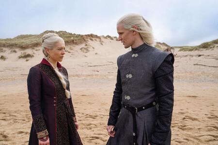 Así son los primeros personajes que vemos de 'La casa del Dragón', el spin off de 'Juego de Tronos' que llenará el vacío de la serie de HBO