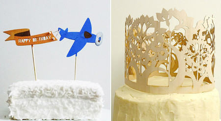 Cake Toppers de Madeline Trait
