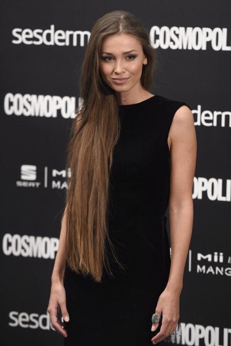 Las celebrities sacan sus melenazas a relucir en la Fiesta Cosmopolitan