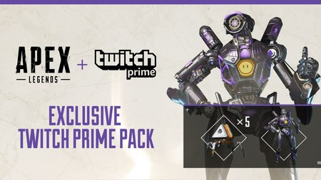 Apex Twitch Prime