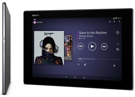 Sony Xperia Z2 Tablet en México