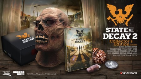 State Of Decay 2 Collector Edition