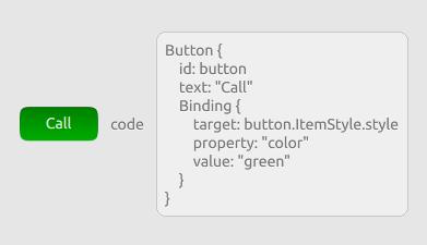 Crear la interfaz con QML es fácil