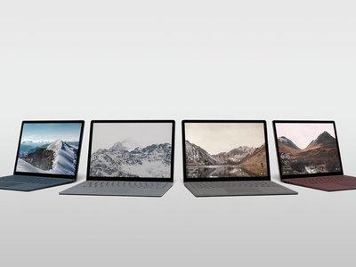 ¿Tienes hambre de Surface? Pues estas fotos nos enseñan la que puede ser la Surface Pro 5