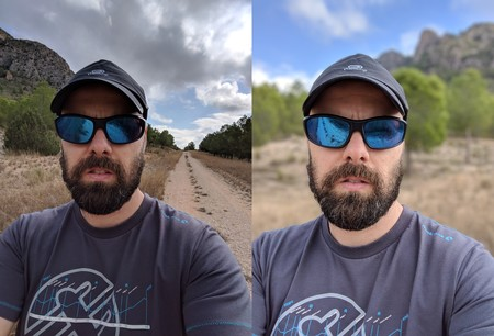 Selfie Retrato Pixel 2 Xl