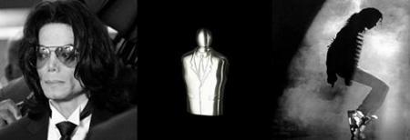 Fragancia con el ADN de Michael Jackson