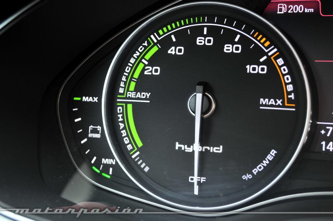 Foto de Audi A6 hybrid (prueba) (100/120)