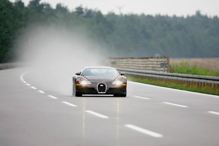 Bugatti Veyron Velocidad