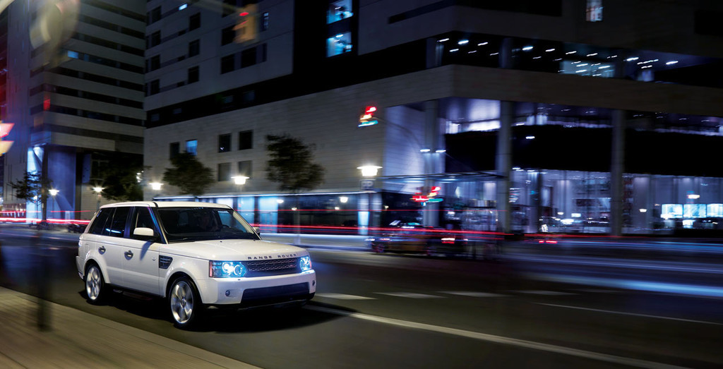 Foto de Range Rover Sport 2010 (5/9)