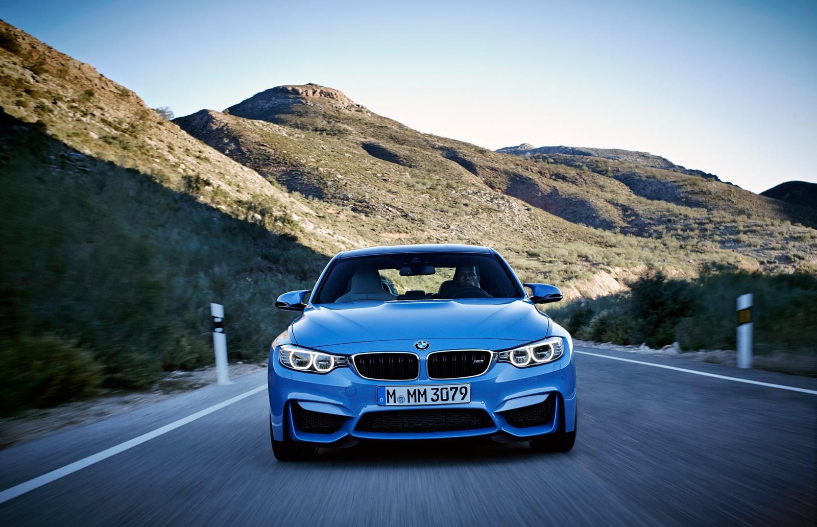 Foto de BMW M3 2014 (11/13)