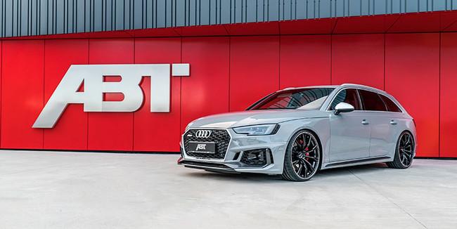 Audi RS4 ABT 2018