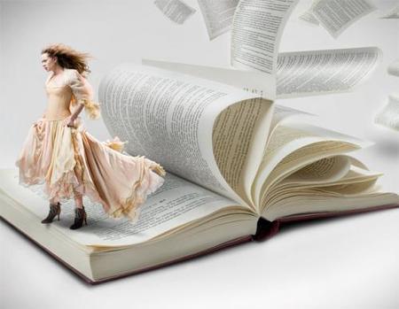 Marie Claire y 'la magia de las palabras'