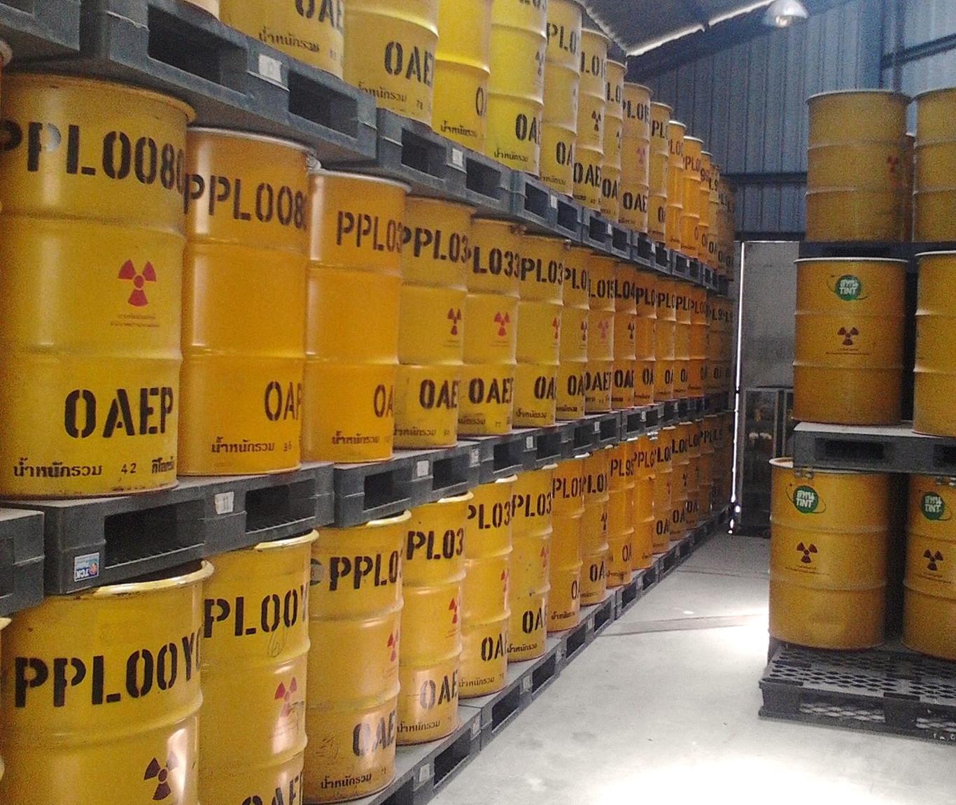 """Así se """"entierran"""" los residuos radiactivos: cómo son los cementerios nucleares por dentro"""