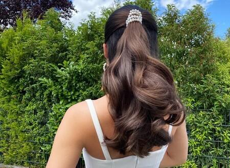Cuatro accesorios para el pelo de Asos que cubrirán nuestra melena de perlas de la forma más actual