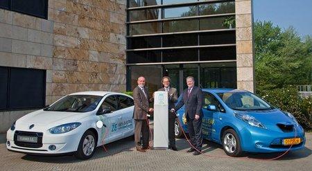 Cinco coches eléctricos que te podrás comprar en 2012