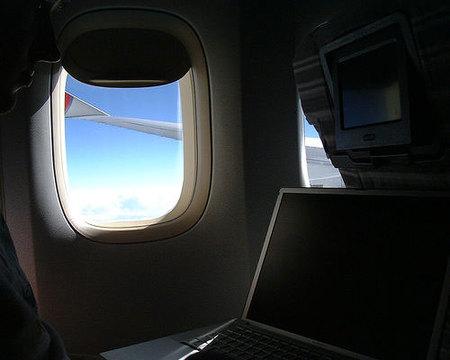 Internet, emails y sms en vuelos transatlánticos