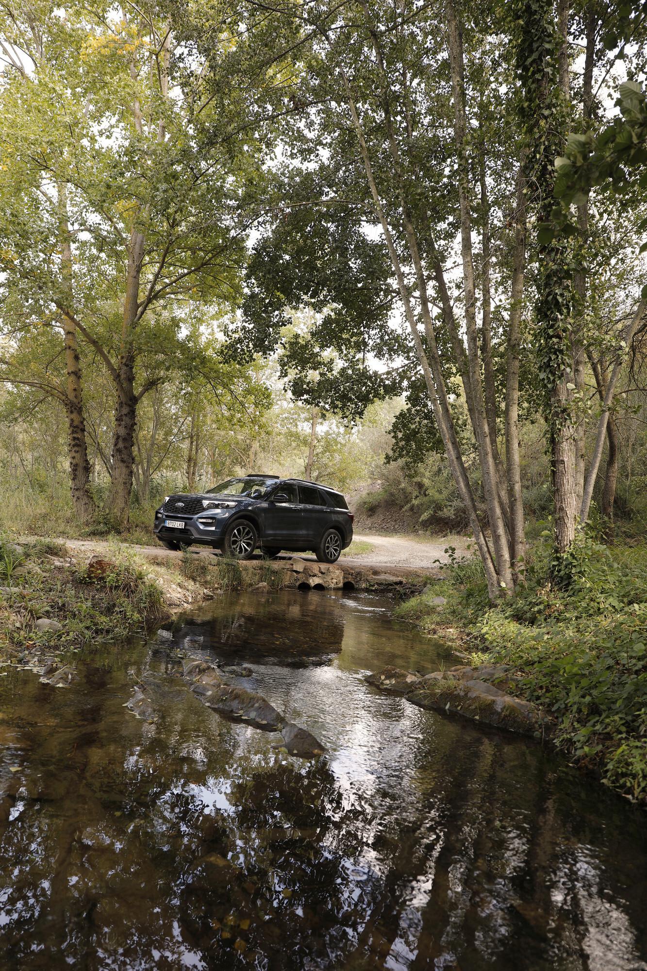 Foto de Ford Explorer 2020 - prueba (108/115)