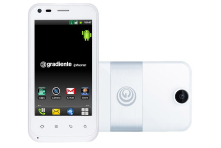 El nuevo iPhone en Brasil utiliza Android y sólo cuesta 200 euros