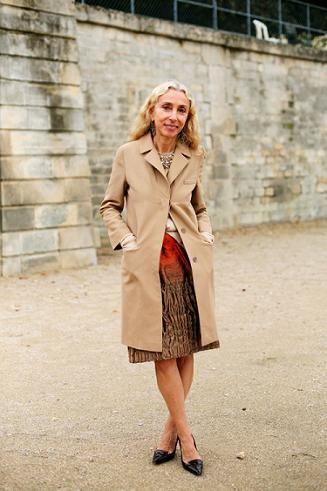 Mujeres con estilo: Franca Sozzani