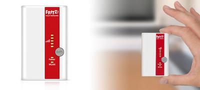 Fritz!WLAN Repeater 310, nuevo extensor wifi de dimensiones reducidas