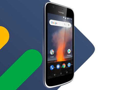 Nokia 1 con Android Go: se puede tener lo último de Android por menos de 90 euros