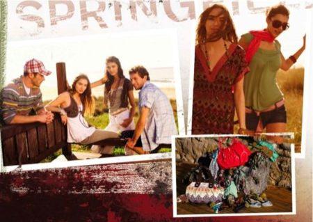 Sprinfield, colección Primavera-Verano 2009, folk