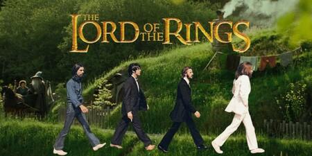 Lord of the Rings y los Beatles