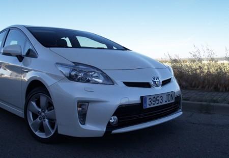 Probamos el Toyota Prius 2015: interior y equipamiento